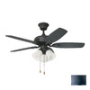 Kendal Lighting 42-in Cordova Wrought Iron Ceiling Fan with Light Kit