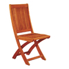 ACHLA Designs Wood Folding Chair
