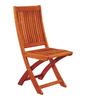ACHLA Designs Wood Folding Chair