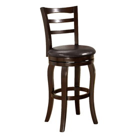 Furniture of America Southland Espresso 29-in Bar Stool