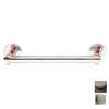 Allied Brass 18-in Continental Oil-Rubbed Bronze Towel Bar