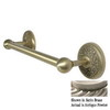 Allied Brass 30-in Prestige Monte Carlo Antique Pewter Towel Bar