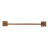 Premier Copper Products 30-in Oil-Rubbed Bronze Towel Bar