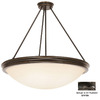 Access Lighting 25-1/2-in W Atom Oil-Rubbed Bronze Pendant Light
