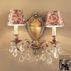 Classic Lighting Chateau 14-in W 2-Light Aged Bronze Arm Hardwired Wall Sconce