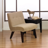 Office Star Ave Six Curves Coffee Accent Chair