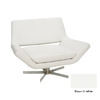 Office Star Avenue Six Chrome Accent Chair