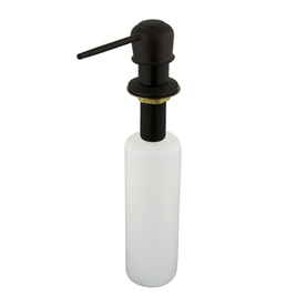 Elements of Design Bronze Soap Dispenser
