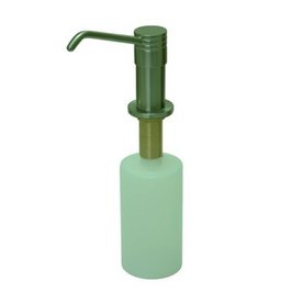 Elements of Design Nickel Soap Dispenser