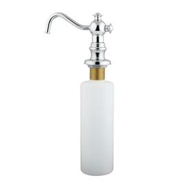 Elements of Design Chrome Soap Dispenser