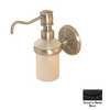 Allied Brass Black Soap Dispenser