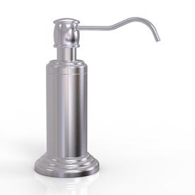Allied Brass Chrome Soap Dispenser