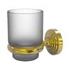 Allied Brass Waverly Place Polished Brass Brass Tumbler