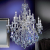 Classic Lighting Daniele 12-Light Chrome Crystal Chandelier