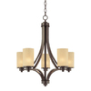 Artcraft Lighting Parkdale 5-Light Oil-Rubbed Bronze Chandelier