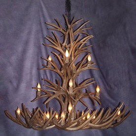 modern deer and moose antler chandeliers for sale online a great gift