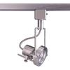 Kendal Lighting Satin Nickel Gimbal Linear Track Lighting Head