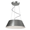 Philips 23-3/8-in W Ledino Silver Leaf Pendant Light