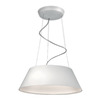 Philips 23-3/8-in W Ledino White Pendant Light