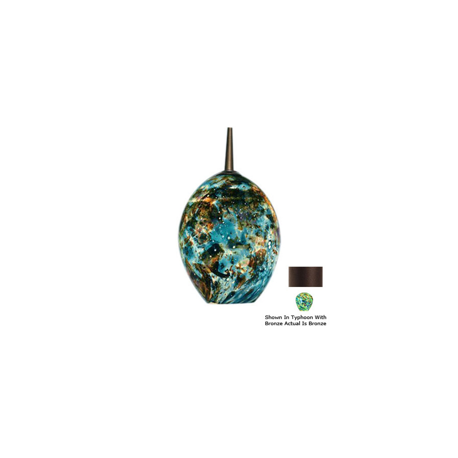 Shop Bruck Lighting Systems Bronze Sphere Linear Track