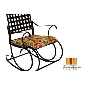 Blazing Needles Haliwell Multi Patio Chair Cushion