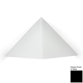 A-19 Islands Of Light Sumatra 7.25-in H Slate Outdoor Wall Light
