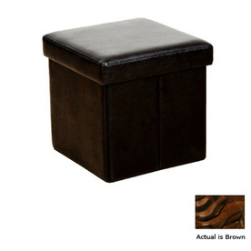Warehouse of Tiffany Brown Square Ottoman