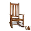 Tortuga Outdoor Oak Outdoor Rocking Chair