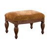 Furniture of America Nottingham Antique Oak Rectangular Ottoman