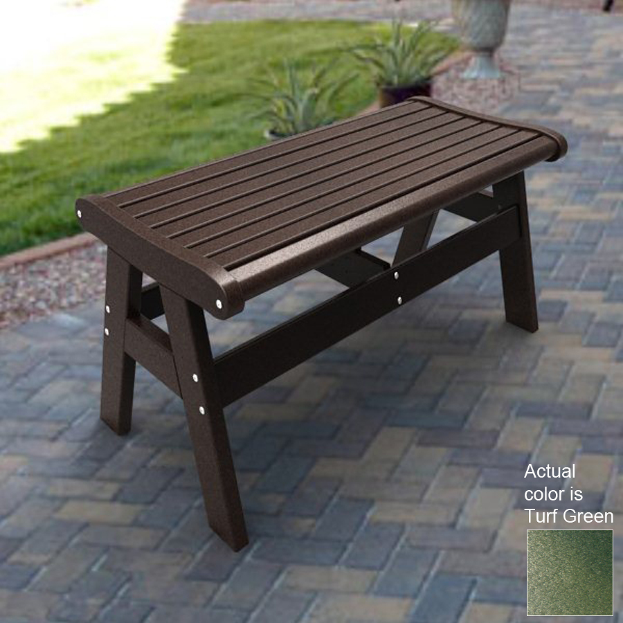 Shop Malibu Outdoor Living 47 In L Patio Bench At