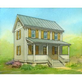 Shop Lowe 39 S Katrina Cottage Kc 936 Plan Set Of 6 Plans