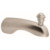 GROHE 6-1/2-in Nickel Tub Spout