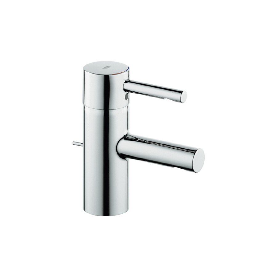single hole watersense bathroom sink faucet drain included at lowes