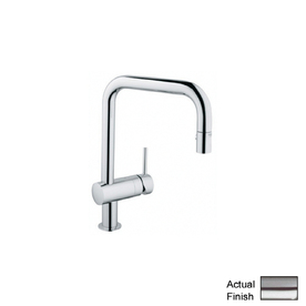 GROHE Minta Stainless Steel Pull-Down Kitchen Faucet