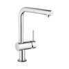 GROHE Minta Touch 1-Handle Pull-Out Touch Kitchen Faucet