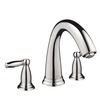 Hansgrohe Swing C Chrome 2-Handle Fixed Deck Mount Tub Faucet