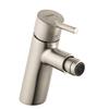Hansgrohe Talis S Brushed Nickel Horizontal Spray Bidet Faucet