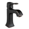 Hansgrohe Metris C 1-Handle Single Hole WaterSense Bathroom Faucet