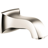 Hansgrohe Nickel Tub Spout
