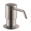 Hansgrohe Steel Optik Soap/Lotion Dispenser