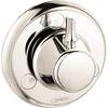 Hansgrohe Nickel Tub/Shower Trim Kit
