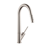Hansgrohe Starck 1-Handle High-Arc Kitchen Faucet