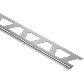 Schluter Systems 3/16-in Aluminum Edge Trim
