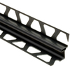 Schluter Systems 7/16-in x 3/8-in Black PVC Corner Joint