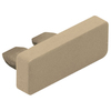 Schluter Systems TREP-T/ -MT/ -TL End Cap LT Beige