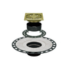 Schluter Systems 2-in Dia Gold ABS Shower Drain