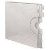 Schluter Systems 32-in x 60-in Shower Tray