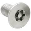 Schluter Systems 0.5-in x 0.375-in 0.125-in Stainless Steel Flat Trim Screw