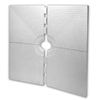 Schluter Systems Schluter Kerdi White Styrene Shower Tray