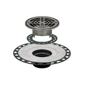 Schluter Systems Stainless Steel Shower Drain